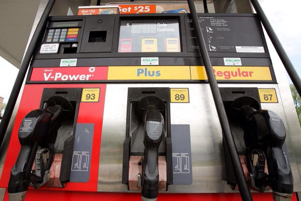 Energy Dept. Says Gas Prices May Have Peaked For 2005